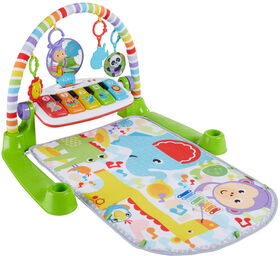 Toddler Gifts Canada-Fisher-Price Deluxe Kick & Play Piano Gym - French Edition