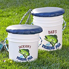 First Father's Day Gifts Canada-Fishing Pail
