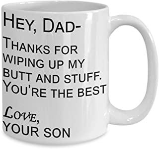 Funny Coffee Mug for Dad