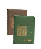 Good News Bible, Catholic Edition – Compact Colour Illustration, Zipper