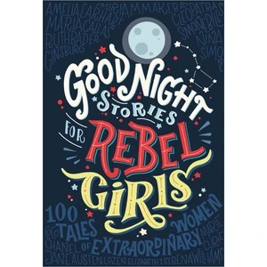 Cool Christmas Gifts Canada-Good Night Stories for Rebel Girls