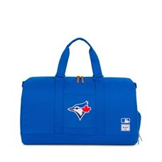 First Father's Day Gifts Canada-HERSCHEL NOVEL DUFFLE BAG TORONTO BLUE JAYS