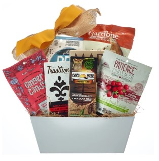 Healthy Favorites Gift Basket