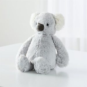 Toddler Gifts Canada-Jelly Cat ® Grey Medium Bashful Koala