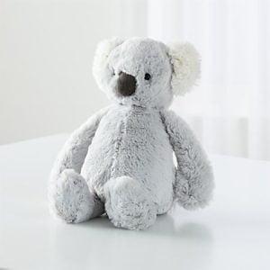 Toddler Gifts Canada-Jelly Cat ® Grey Medium Bashful Koala