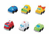 Toddler Gifts Canada-Kid Connection Mini Vehicles Toy