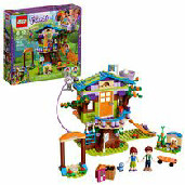 Cool Christmas Gifts Canada-LEGO Friends Mia's Tree House 41335 Building Set