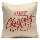Cool Christmas Gifts Canada-Merry Christmas Socks Tree Deer Throw Pillow Cushion Cover 18''x18'' Standard Decorative Back Waist Pillowcase Pillow Case Pillow Protector Cover Case for Sofa Couch