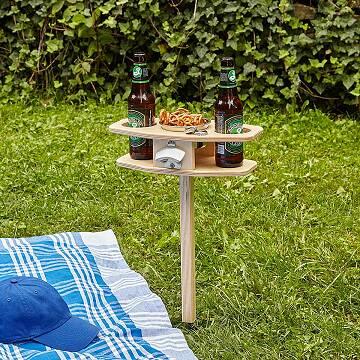 Outdoor Bear Table