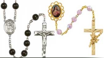 Patron Saint Rosaries
