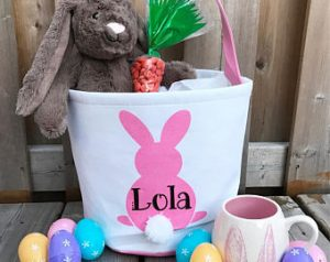 Personalized Easter Baskets Canada-Personalized Easter Basket