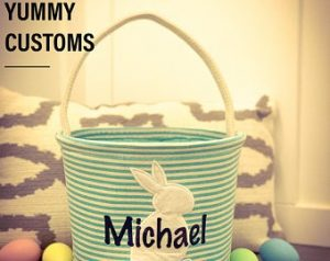 Personalized Easter Baskets Canada-Personalized Easter Baskets