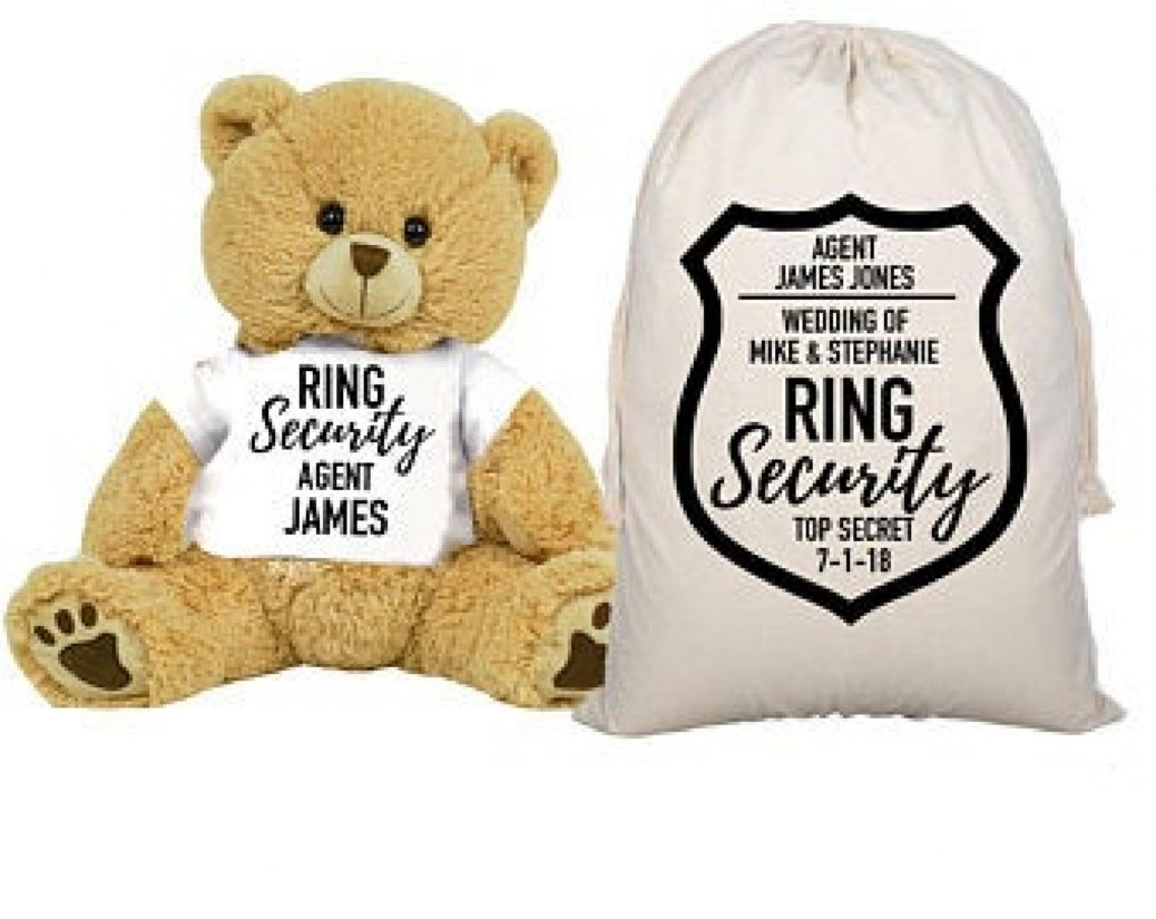 Ring Bearer Gifts Canada