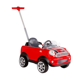 Toddler Gifts Canada-Rollplay MINI Cooper Push Car