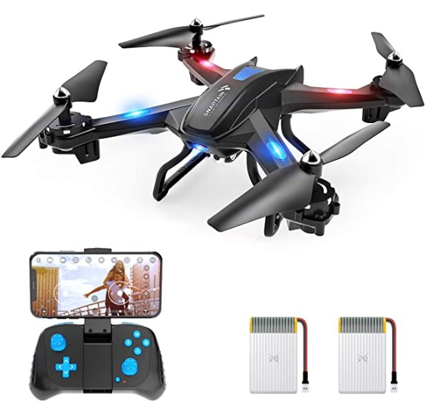 SNAPTAIN Wifi FPV Drone