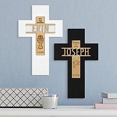 Sacrament Wooden Cross