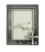 Silver Confirmation Frame