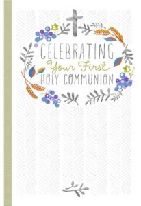 Hallmark Canada First Communion Gifts-Silver Cross First Communion Card