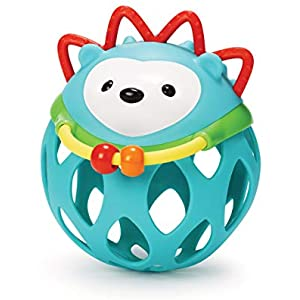 Toddler Gifts Canada-Skip Hop Explore and More Roll Around Toy, Hedgehog