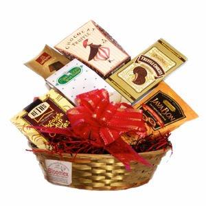 Sweet Assortment Memories Gift Basket