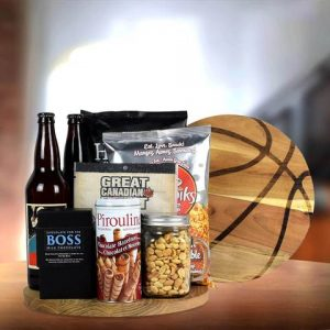 First Father's Day Gifts Canada-THE SLAM DUNK FATHER'S DAY GIFT BASKET