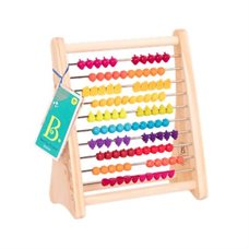 Toddler Gifts Canada-TWO-TY FRUITY! WOODEN ABACUS
