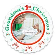 Grandma Gifts Canada-The Grandparent Gift Co. Holiday Grandma'S First Christmas Ornament