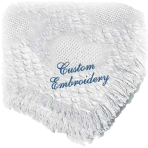 Ring Bearer Gifts Canada-WHITE BLANKET HEART THROW