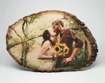 Wood Photo gift