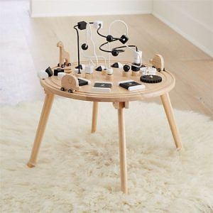 Toddler Gifts Canada-Wooden Activity Table