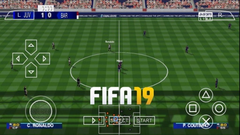 FIFA 2019 ISO PPSSPP Download 2