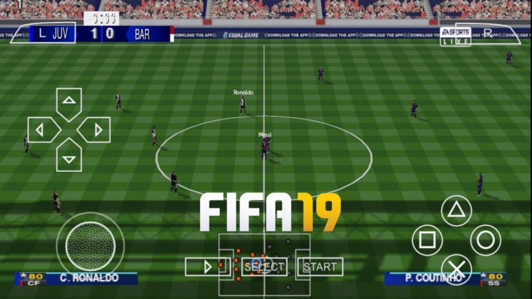 FIFA 2019 ISO PPSSPP Download, Installation & Features - Yaioa Blog