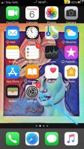 iPhone Settings app