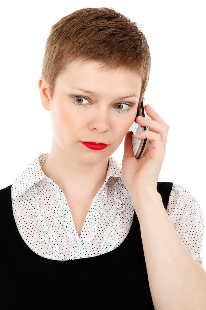 Listen carefully the way the callends - how to know if someone blocked your number