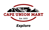 Where to buy Hydro Flask-Cape Union Mart Logo
