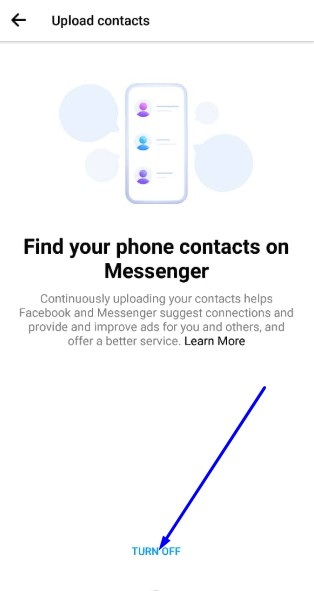 how to delete peole from messenger