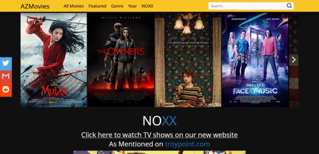 AZ Movies-Couch Tuner Alternative
