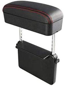 universal accessories for cars-2-Layer Universal Car Seat Storage Mesh Organizer