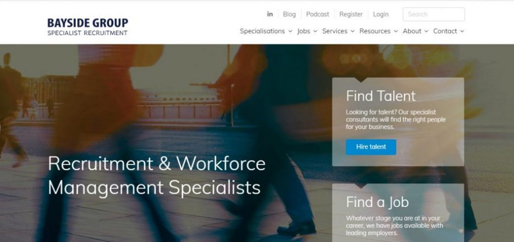 recruitment agencies australia