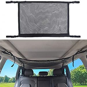 universal accessories for cars-Car Roof Internal Cargo Net