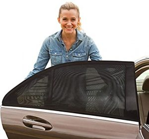 universal accessories for cars-Car Side Window Baby Sun Shade