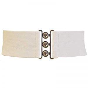 Elastic Waist Cinch Belt