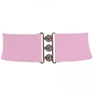 Hell Bunny Elastic Waist Cinch Belt
