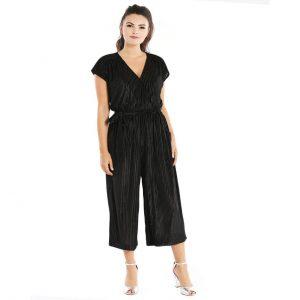 Jazzy Velvet Jumpsuit