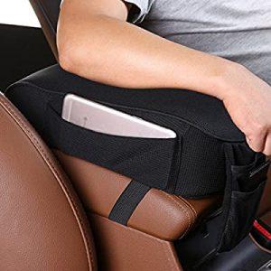 universal accessories for cars-MLOVESIE Auto Center Console Armrest Pillow