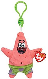 Spongebob Accessories for Cars-Officially Licensed Patrick Star Clips By Nickelodeon