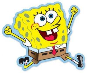 Spongebob Accessories for Cars-Spongebob Car Stickers