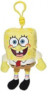 Spongebob Accessories for Cars-Spongebob Kechain Clips