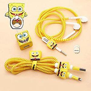 Spongebob Accessories for Cars-Spongebob Phone Ring