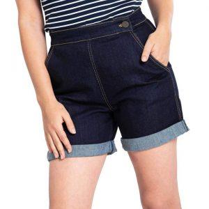 Yaz Denim Shorts